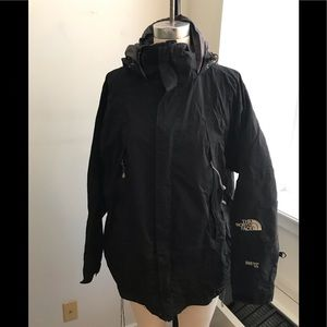 VTG The North Face Summit Series Black Jacket